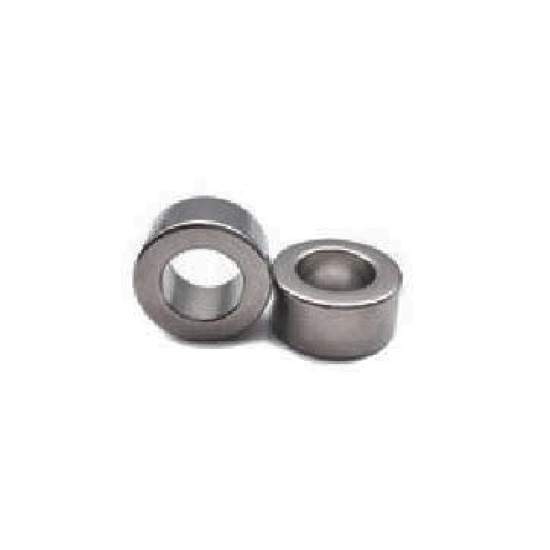 Neodímium gyűrű mágnes,  12mm x 7mm x 8mm, N35