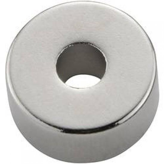 Neodímium gyűrű mágnes,  29,3mm x 8,1mm x 15mm, N35