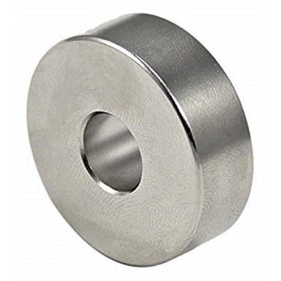 Neodímium gyűrű mágnes,  80mm x 30mm x 30mm, N48