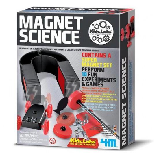 Mágneses tudomány 4M