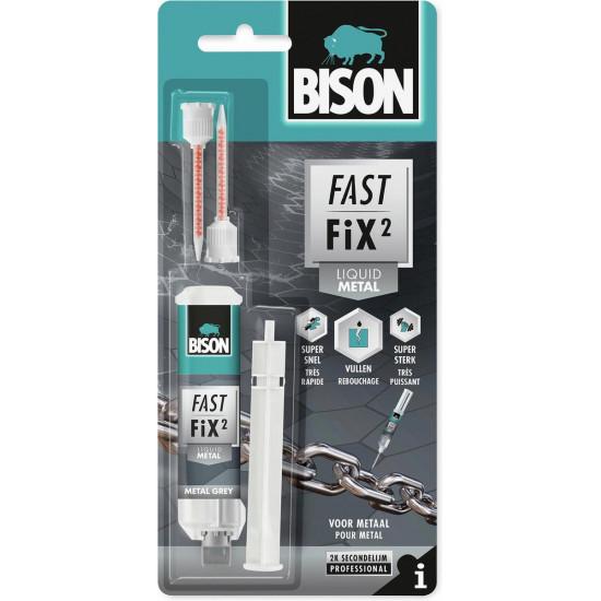 BISON FAST FIX² LIQUID FLEX  60 másodperces térkitöltő ragasztó